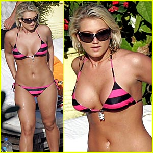 brooke-hogan-bikini-pictures Feeling like I was in the mood for something a ...